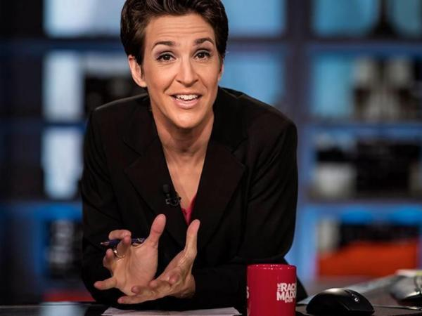 "Rachel Maddow's ""Failure"": News As Entertainment In The Television Age"