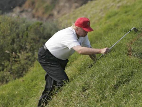 Donald Trump's New Part Time Job: President