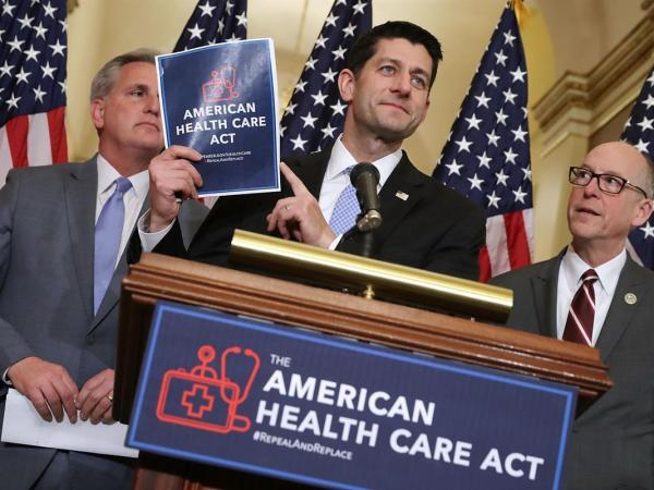 How The US Senate Could Stall Or Defeat The AHCA