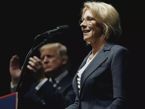 Here's Every Move Education Secretary Betsy DeVos Made In May