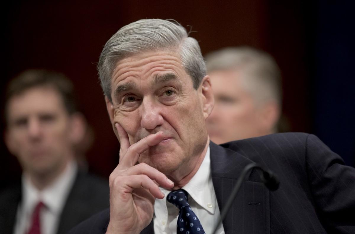 Special Counsel Robert Mueller(AP)