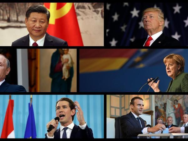 The Global Outlook For 2018