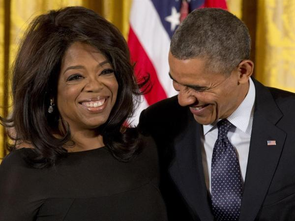 Megadonor Oprah Could Do More Good Than Candidate Oprah