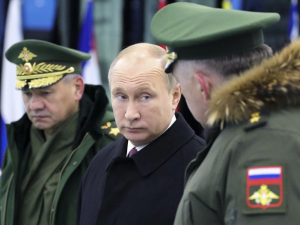 Putin's Paranoid Provocations
