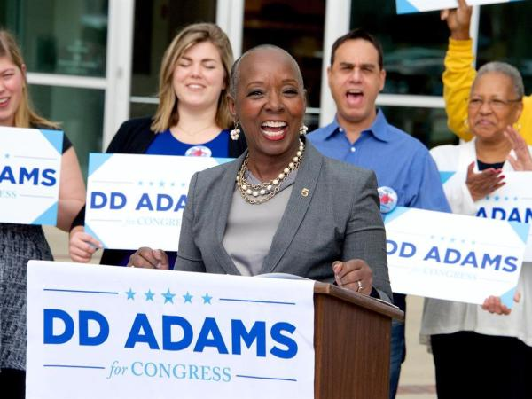 DD Adams: The 3-Term North Carolina Councilwoman Who's Aiming For Congress