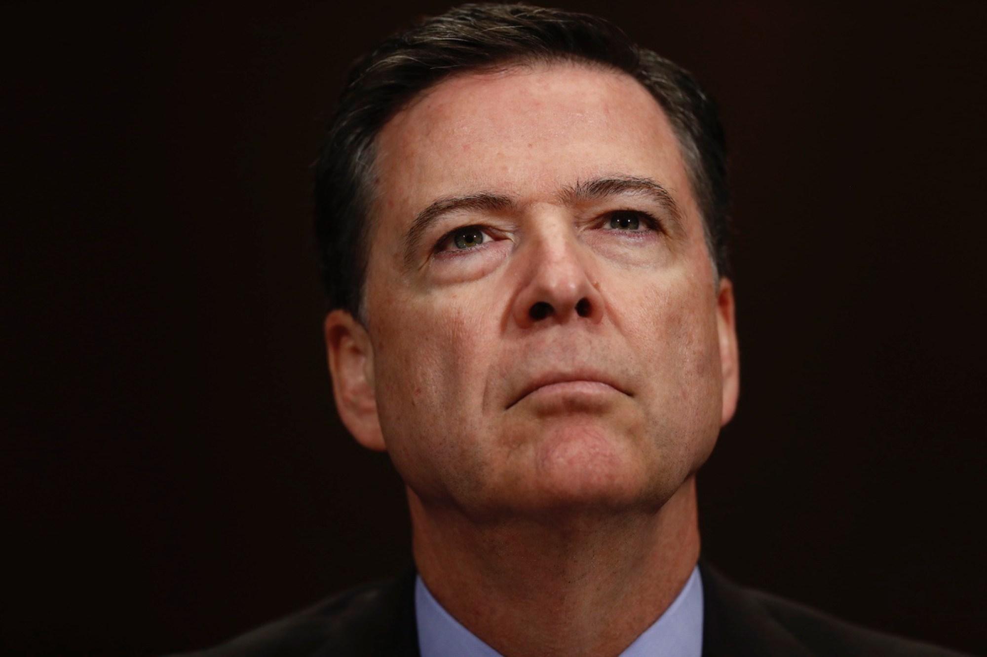 Former FBI Director James (AP Photo/Carolyn Kaster)