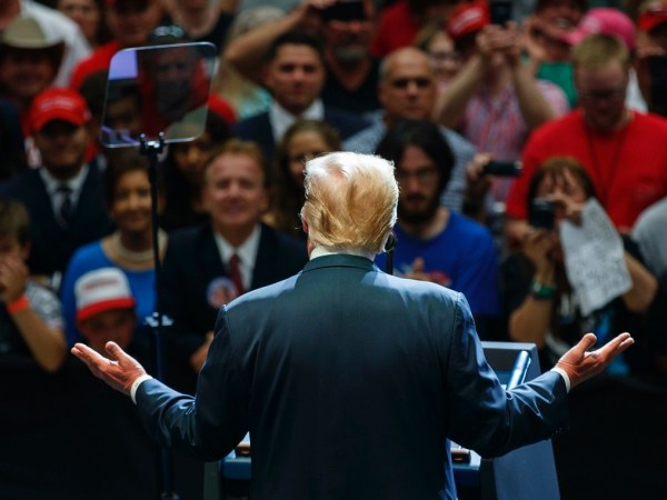 Trump Launches 2020 Campaign On Tired 2016 Platform Of Hate, Fear, And Lies