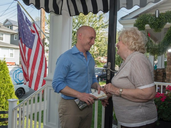 Max Rose Is The First Post-9/11 Combat Vet To Seek Office In NYC — And He Might Win