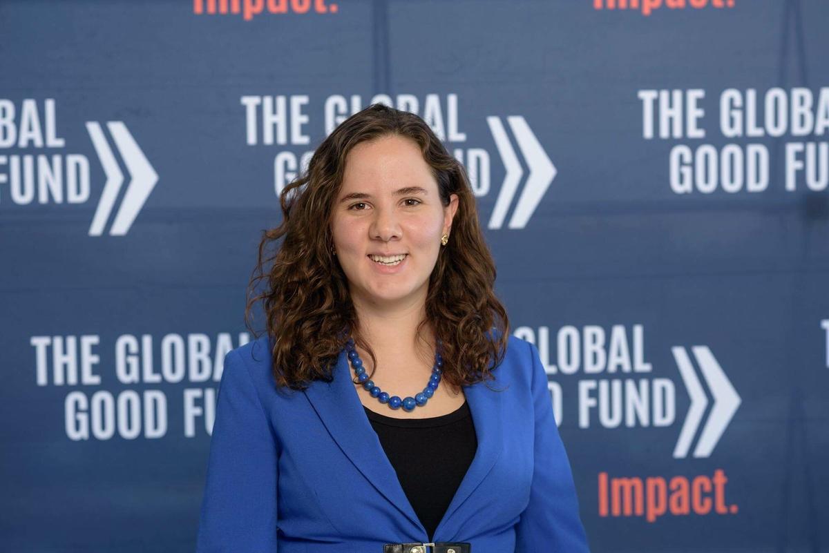 Juliana Cardona Mejia, founder of Street Entrepreneurs