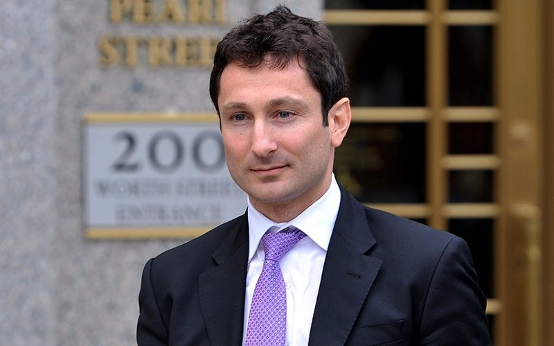 Goldman Sachs is covering Fabrice Tourre's legal fees as it attempts to clear its name by proxy Photo: AFP