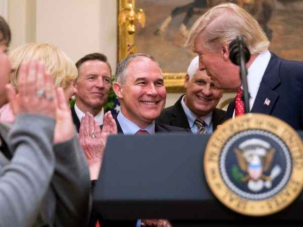 Rantt Rundown: Scott Pruitt Must Resign