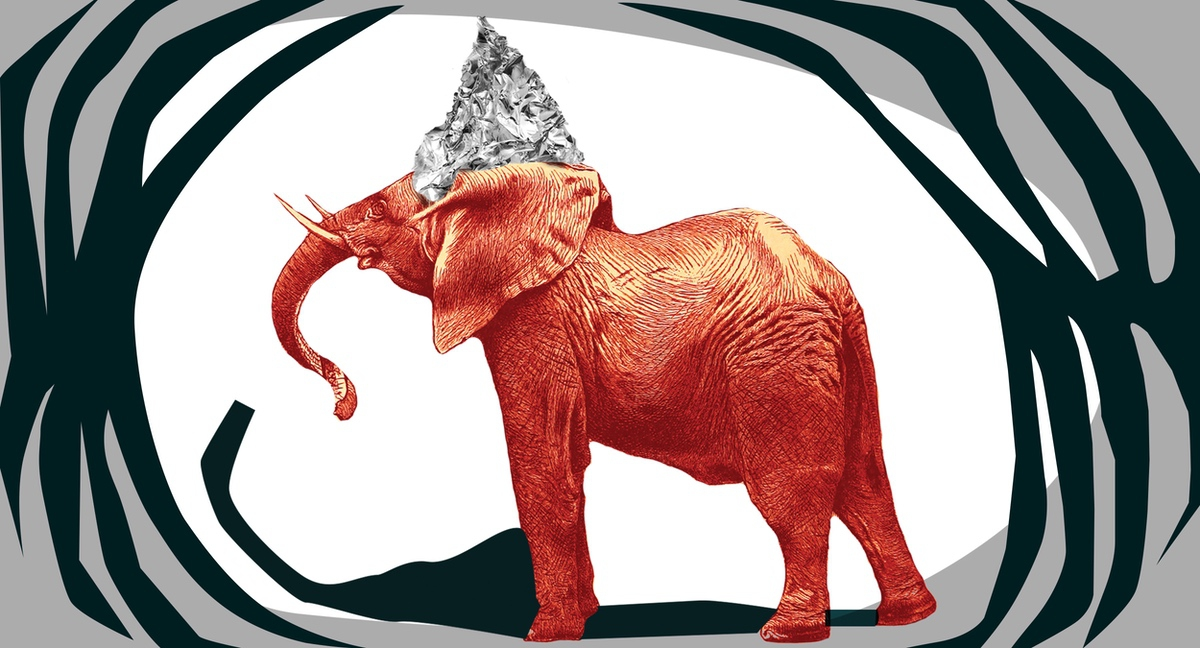 How The GOP Became The Party Of Conspiracy Theorists