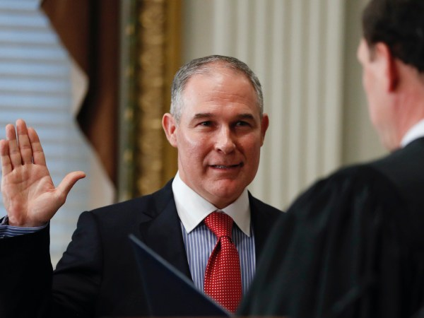 EPA Administrator Scott Pruitt Resigns Under A Mountain Of Scandals