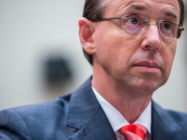 """Why The Media Should Have Waited To Report On Rod Rosenstein's """"Resignation"""""""