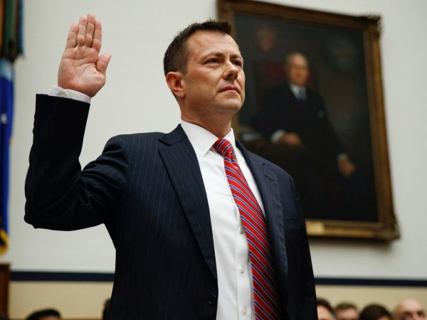 Coverup Caucus: At Peter Strzok's Hearing House Republicans Do Putin's Bidding