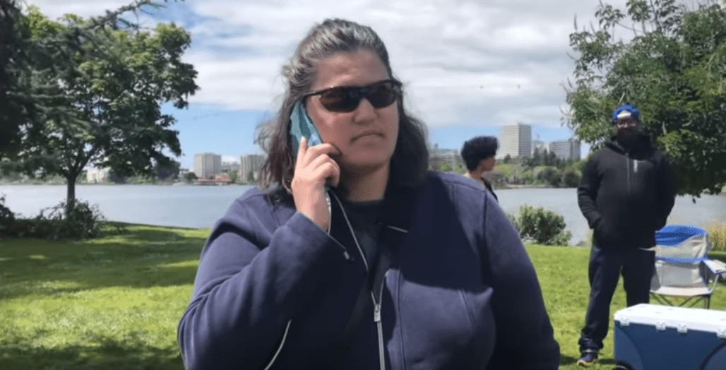 Jennifer Schulte (BBQ Becky) calling the police on black people for Barbecuing