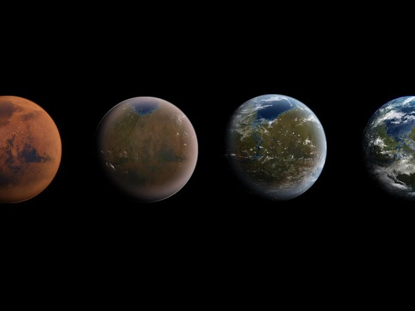 Do We Really Want To Terraform Mars?