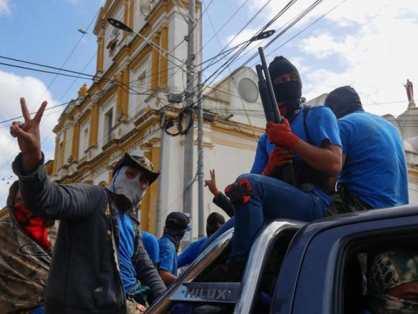 Hundreds Have Been Killed In Nicaragua Protests As President Ortega Refuses To Step Down