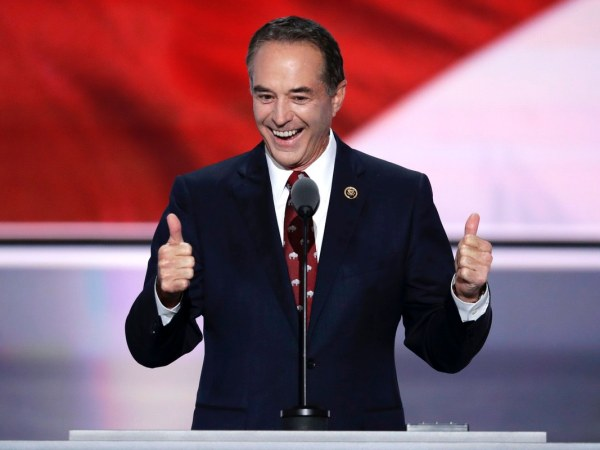Insider Trading On The White House Lawn: Rep. Chris Collins Arrested By The FBI