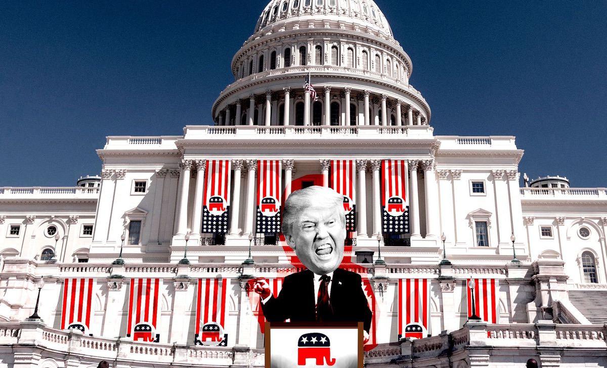 A Complete Breakdown Of Donald Trump's 82nd Unpresidented Week As POTUS