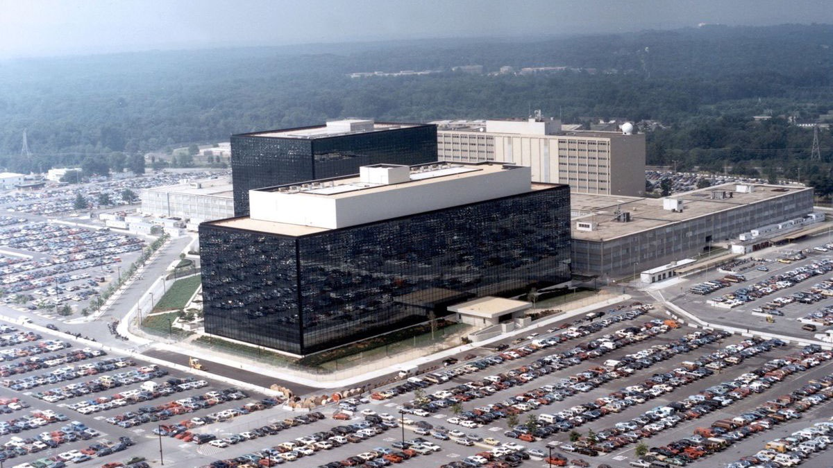 National Security Agency headquarters at Ft. Meade (Wkimedia Commons)