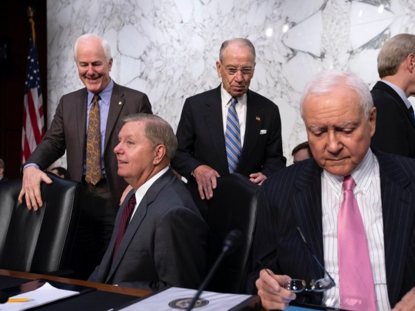 Grassley, Graham, & Hatch Voted To Impeach Clinton For What Kavanaugh Did