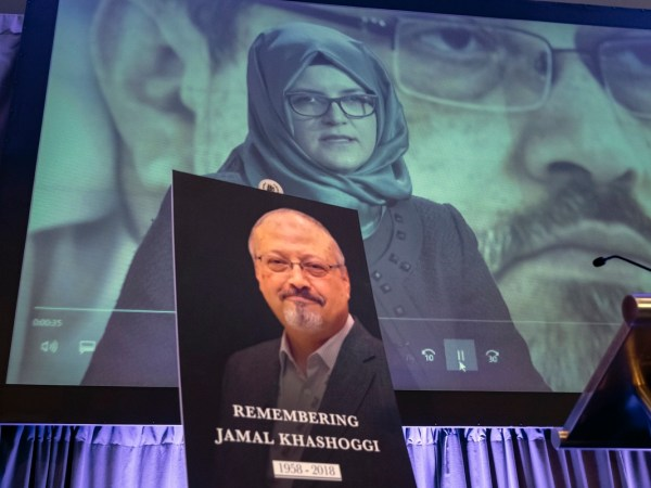 Rula Jebreal On Her Secret Interview With Jamal Khashoggi Before His Death