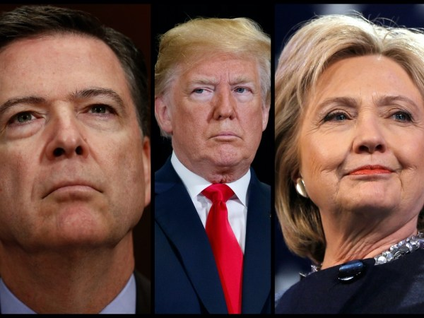 Trump Tried To Order Prosecution Of Comey And Clinton, Was Warned Of Impeachment