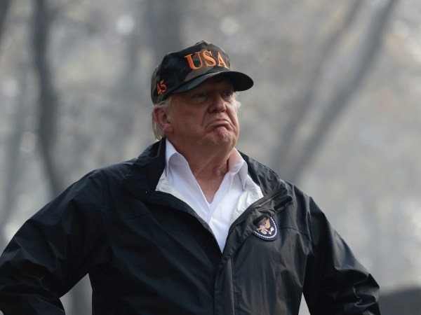 Californians Like Me Had To Flee Wildfires. Then Trump And The GOP Attacked Us