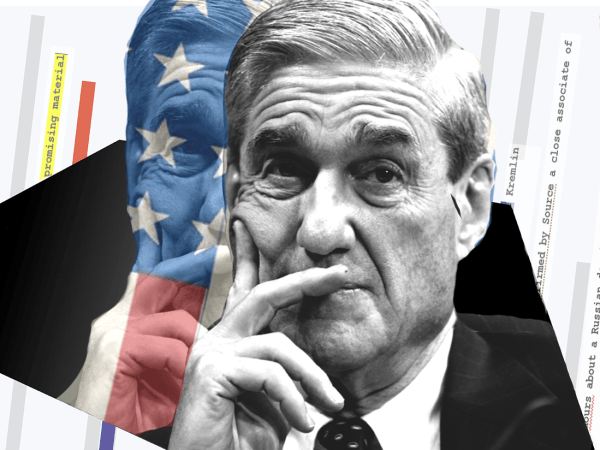 This Is Why Trump Fears The Incoming Mueller Report