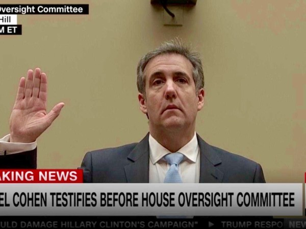 The 8 Most Important Moments Of Michael Cohen's House Testimony