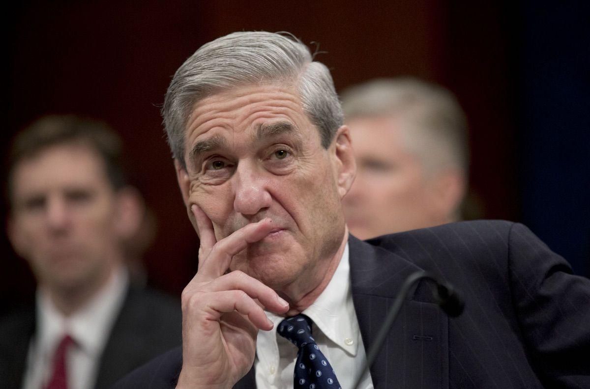 Robert Mueller (AP)