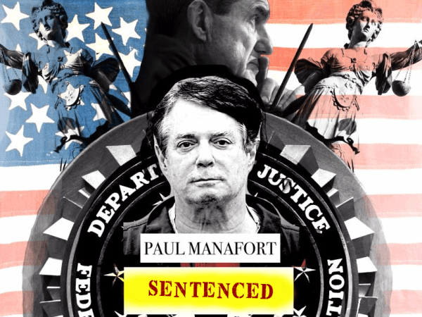 Manafort's Sentencing Spotlights Inequities In The Criminal Justice System