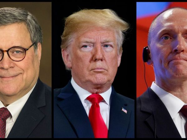 "Debunking Barr's Revival Of The White House's ""Spygate"" Conspiracy Theory"