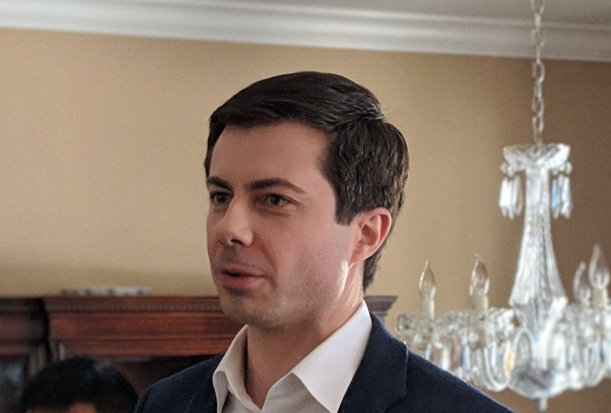 Mayor Pete Buttigieg- February 16, 2019 (Marcn/Flickr)