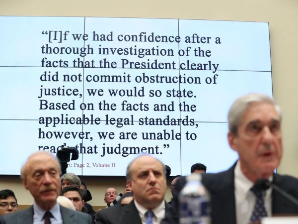 The Mueller Hearing Was A Success, The Media Coverage Was A Failure