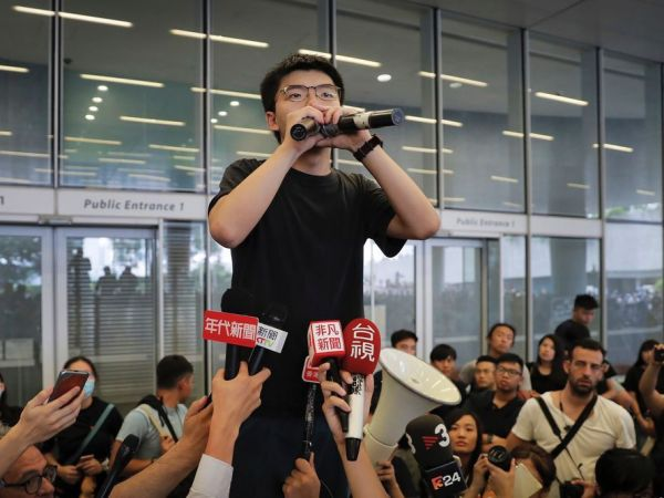 Rantt Interview: Hong Kong Activist Joshua Wong Calls For US Support