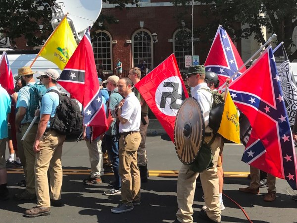 Neo-Nazis Push Lies And Revisionist History