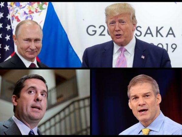 Trump And The GOP Are Now Witting Assets Of Russia