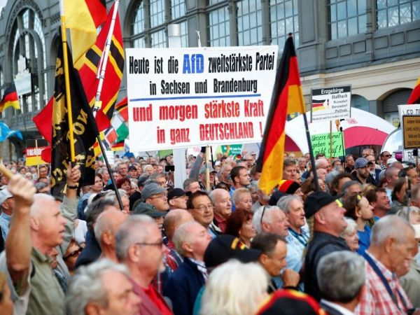 """Why We Should Take Dresden, Germany's """"Nazi State Of Emergency"""" Seriously"""