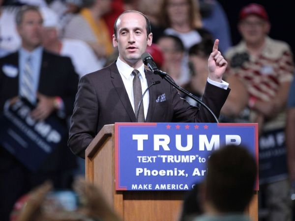 Stephen Miller: The Jewish White Supremacist