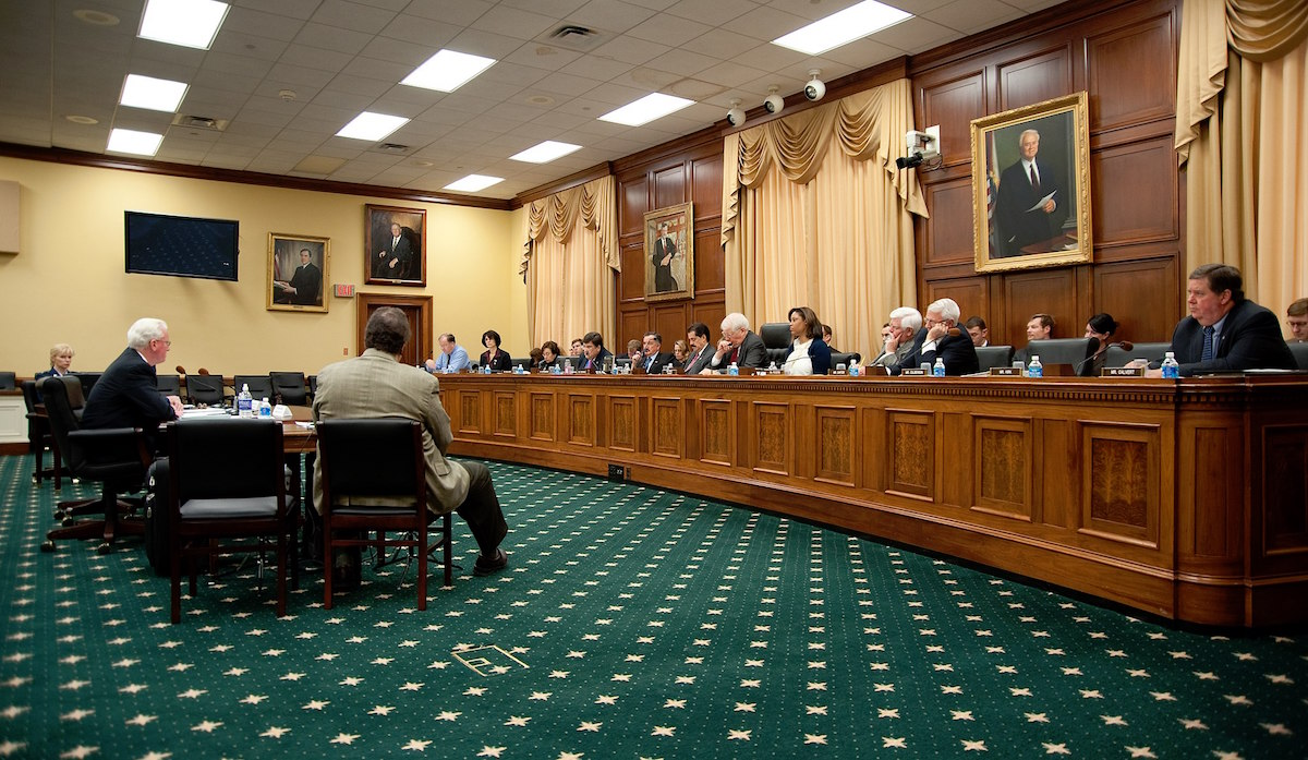 The House Appropriations Committee (Bill Koplitz/Public domain)