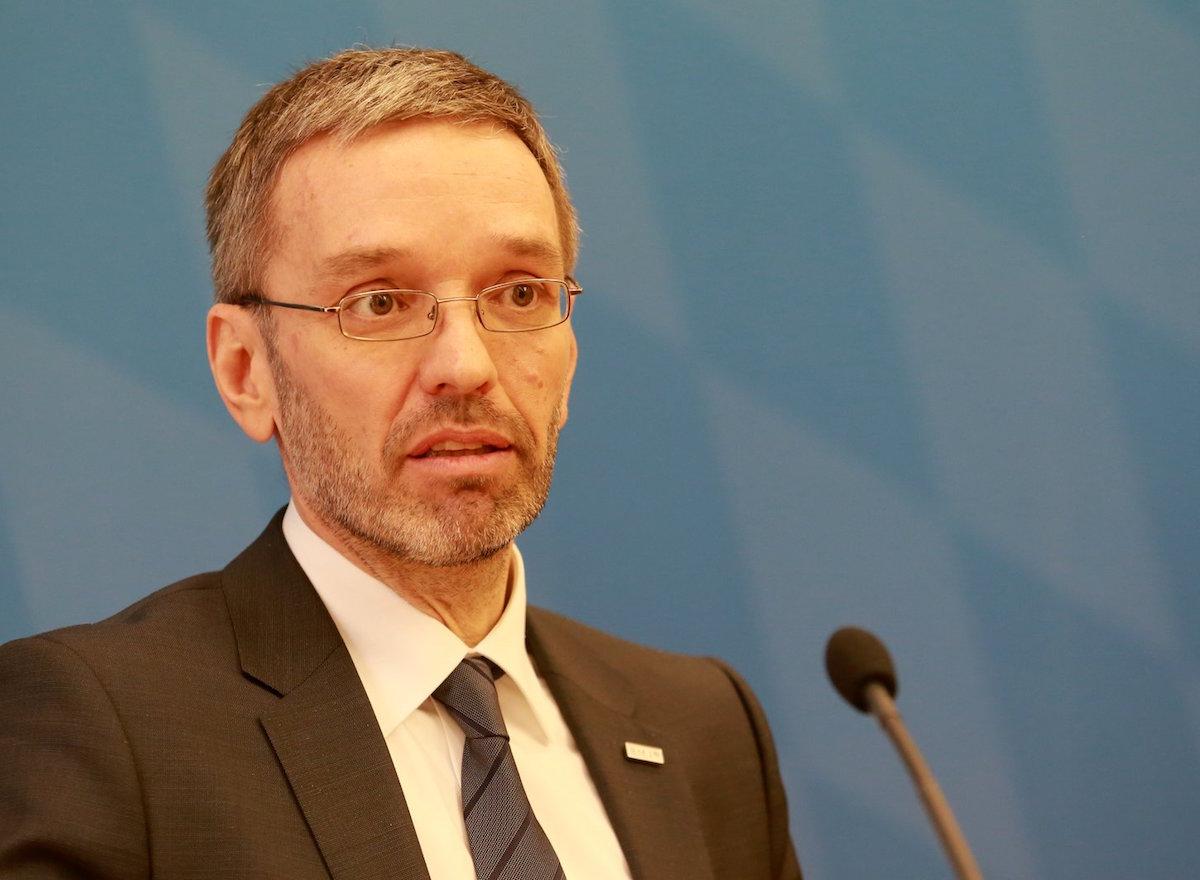 Herbert Kickl, Austrian politician (FPÖ) – (Photo credit: Michael Lucan, Lizenz/Creative Commons)