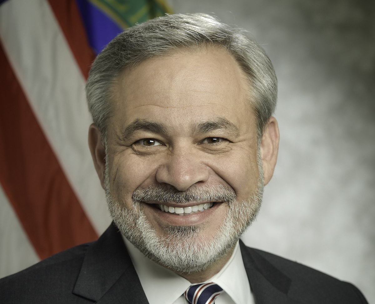 Secretary of Energy Dan Brouillette (United States Department of Energy/Public domain)