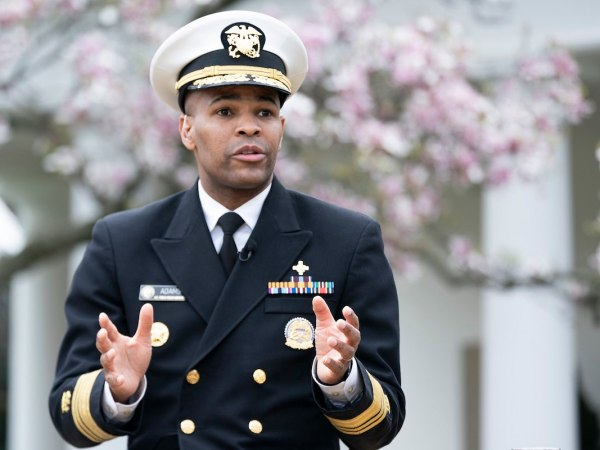 Who Is Surgeon General Jerome Adams?