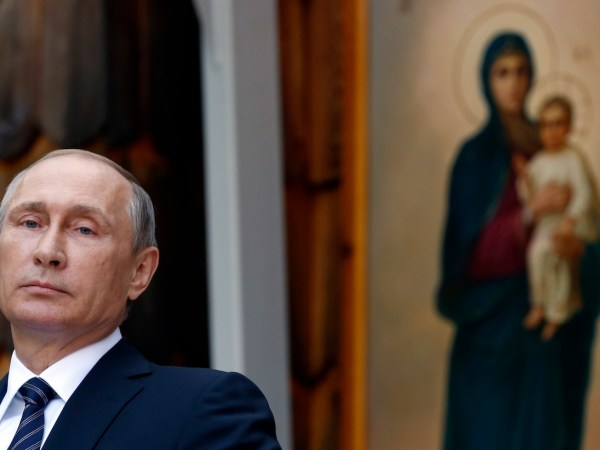 Putin's Amendments To Russia's Constitution Sparks Debate About Russian Nationalism