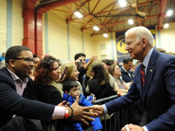 Joe Biden: Record And Background