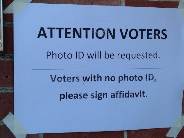 The Top Five Voter Suppression Tactics