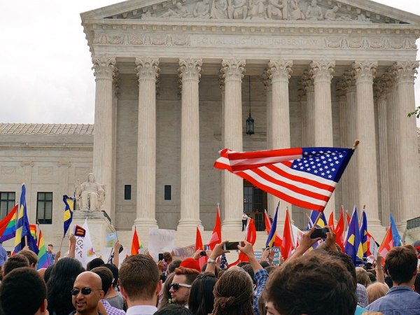 SCOTUS Ruling Is One Step In LGBT+ Fight Against GOP Oppression