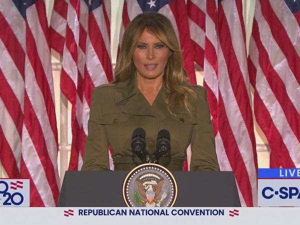 The Real Melania Trump